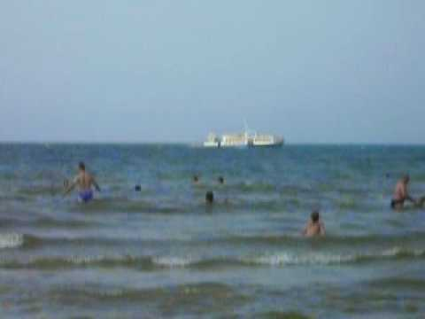 beach anapa.AVI