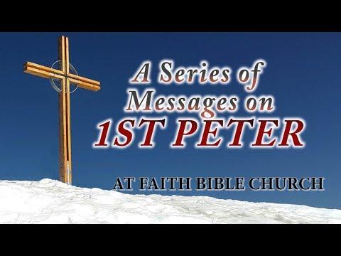 1 Peter 1:1 Message 1 by Dave Stewart