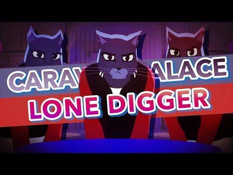 "[NanoKarrin] Caravan Palace - ""Lone Digger""『POLISH』"