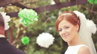 Юлия и Сергей, майская свадьба 2013