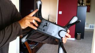 Unboxing the new 3d robotics solo drone 3dr solo
