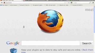 How to zoom in on your browser - Internet Explorer, Chrome and Firefox.wmv