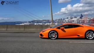 Lamborghini Huracán // 4K
