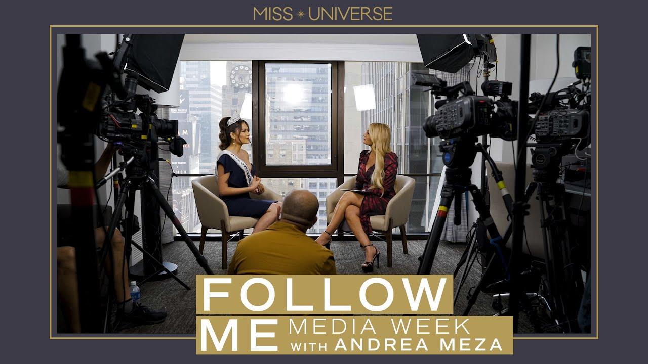 Follow Me: Media Week