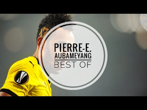 Pierre Emerick Aubameyang ● Super Striker ● Goals & Skills | Fantastic Sports