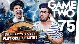 Sommerspezial: The Crew 2, Mario Tennis Aces, Mothergunship, Earthfall & mehr | Game Two #75