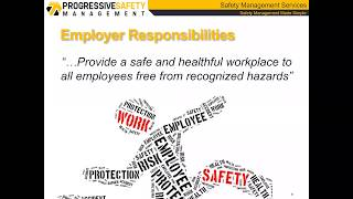 Establishing a Simple and Quality Safety Program For Any Size Company