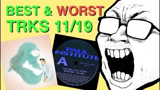 Best & Worst Tracks: 11/19 (Björk and Jai Paul Hype!!!)