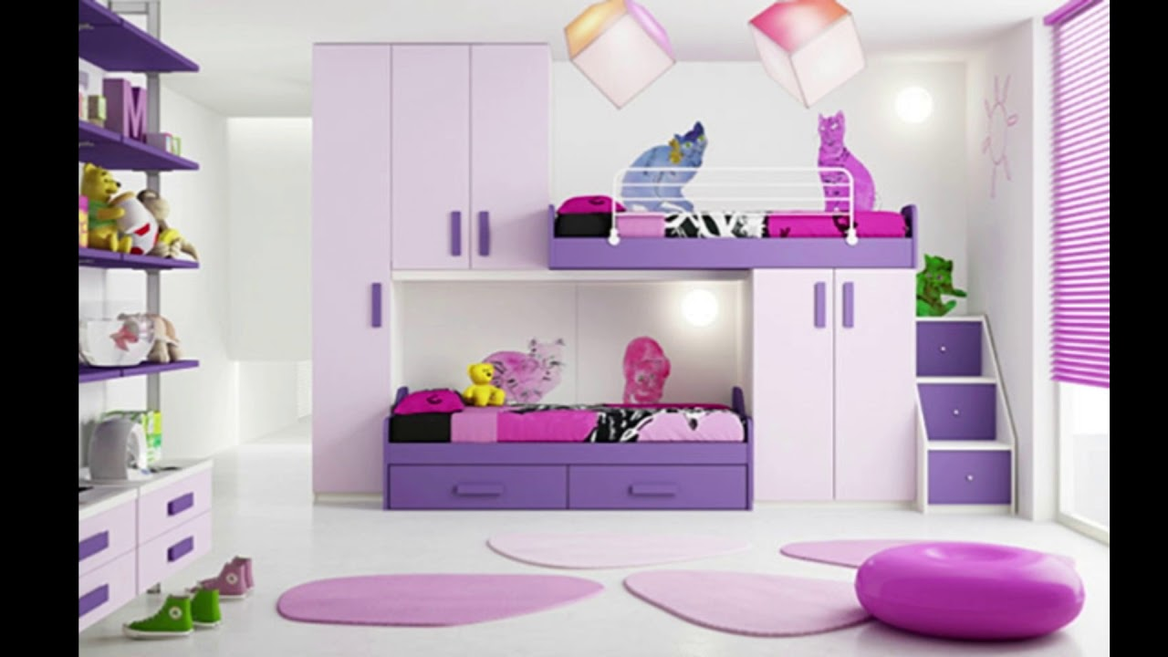 35 Best Bunk Beds Designs For Kids Bunk Beds Ideas 2018 Youtube