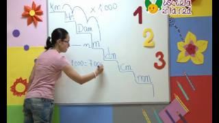 Lección Matemáticas. Unidades de Medida.avi