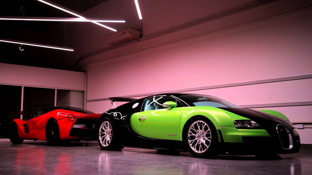 Color Changing Wallpaper Crazy Color Changing Laferrari Veyron Supersport Select Nano