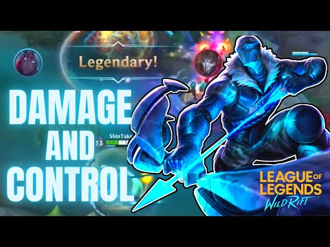 A DEADLY VARUS IS WHAT YOU WANT IF YOU NEED HIGH DAMAGE AND TEAMFIGHT CROWD CONTROL! | LoL Wild Rift
