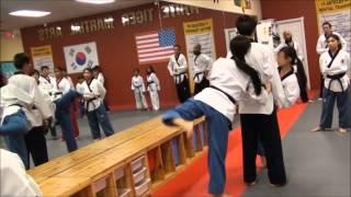 2015 Texas State Taekwondo Training Camp and team selection 1