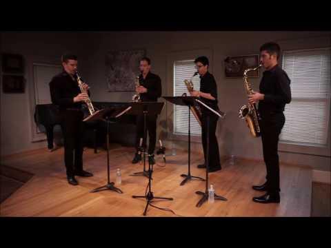 Polar Vortex - Performed by the Donald Sinta Quartet