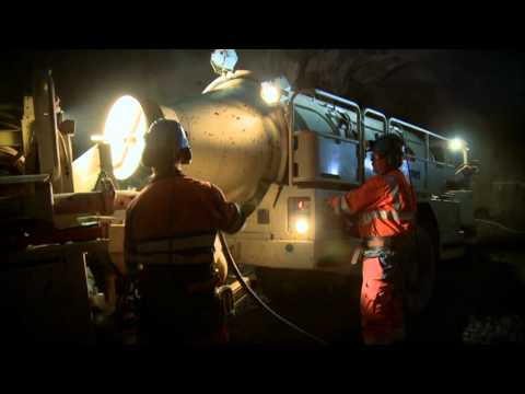 Normet in Underground Mining and Tunnelling