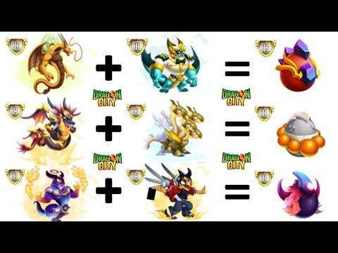 How to breed all new HEROIC DRAGON in Dragon City 2018 #11 😍