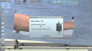 Surgery simulator [HD] gameplay