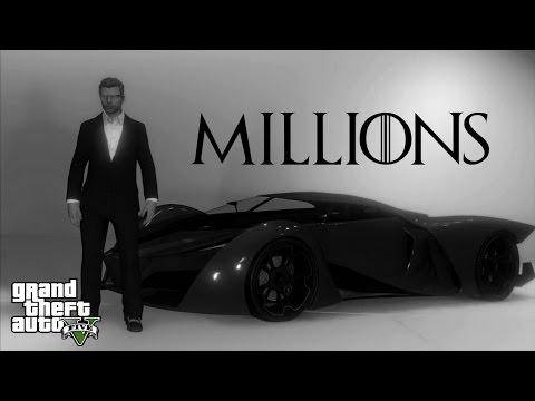 Millions - GTA V Rockstar Editor