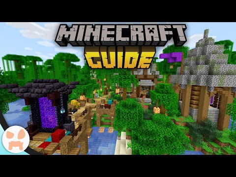 JUNGLE BASE TRANSFORMATION! | The Minecraft Guide - Tutorial Lets Play (Ep. 35)
