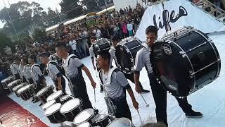 Life vs patria drumline battle Round 2 DCG