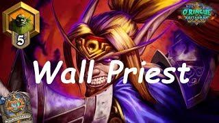 Hearthstone: Taunt / Wall Priest #5: Rastakhan