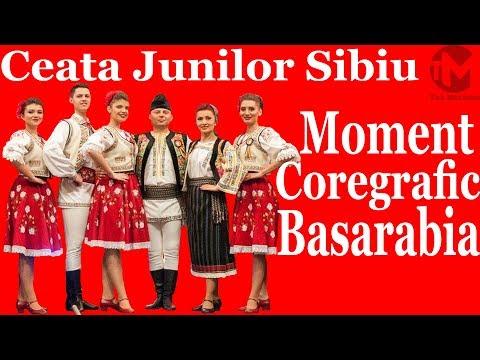 Ceata JUNILOR Sibiu Moment muzical coregrafic din Basarabia