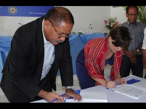 New MPW, UNDP partnership to tackle deforestation, save lives and create jobs