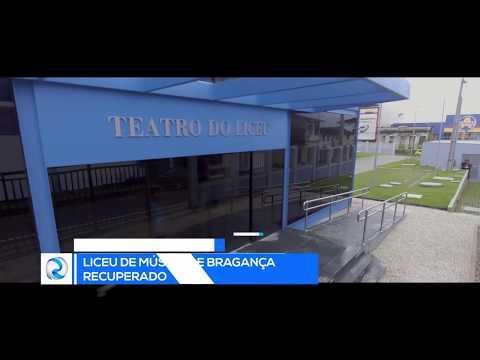 Governo inaugura Liceu de Música; um presente para Bragança no mês da Marujada