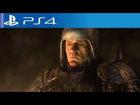 Deep Down - TGS 2013 Gameplay Trailer HD - 동영상