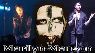 Marilyn Manson - Heaven Upside Down Tour at Hard Rock Live Universal Orlando on Halloween 2018