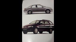 Fiat siena ex 1.3 vs. palio weekend elx TD 1,7 (2001) test auto al día.