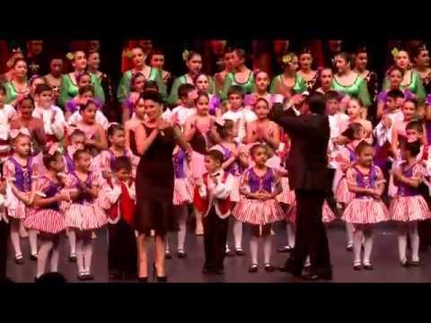 Gevorkian Dance Academy Concert in San Diego 2014