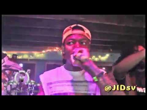 J.I.D. x Vanquish Films Ed Edd n Eddy Live Performance Department Store part 2