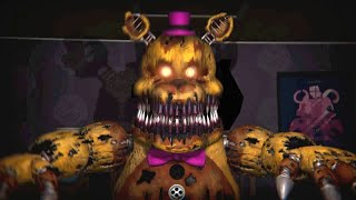 ESCAPA EN MENOS DE 5 MINUTOS! FNAF Escape Room (The Glitched Attraction)