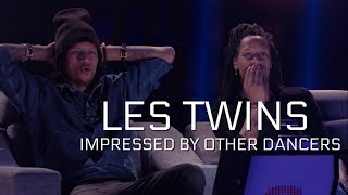 LES TWINS | IMPRESSED BY OTHER DANCERS