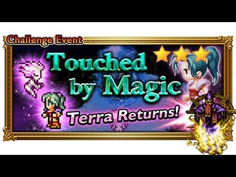 [FFRK] Wrexsoul FFVI Event [Elite] Playthrough ☆☆☆   Touched by Magic