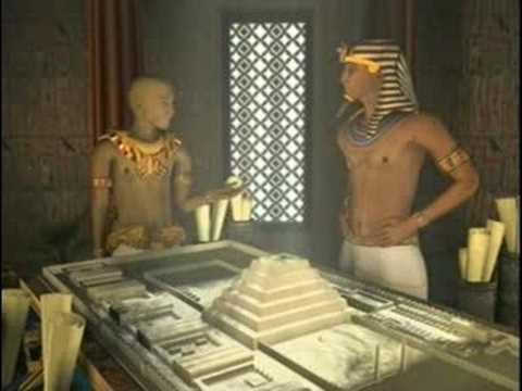 Imhotep, El Tres Veces Grande