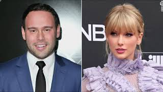 Taylor Swift vs Scooter Braun turns ugly