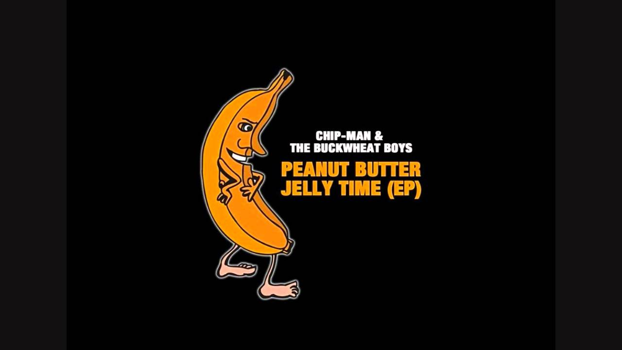 Peanut Butter Jelly Time Banana Pixelart Timelapse