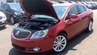 New 2014 Buick Verano Walkaround Review | 140897