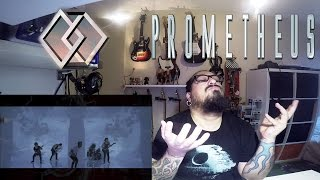 Crystal Lake - Prometheus: Official Video REACTION