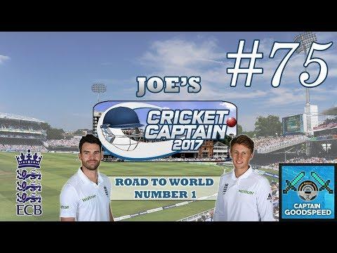Cricket Captain 2017 | Road To World Number 1 (England) | E75: RAIN DELAYS!