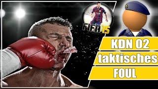 taktisches Foul - Klatsch den Nigges - 02 - FIFA15 Ultimate Team