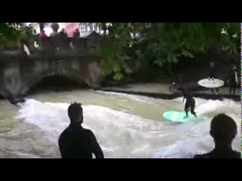 Surf en Munich (www.ViajesyVacaciones.es) | Munchen Surf