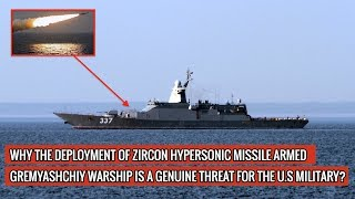 LATEST RUSSIAN WARSHIP TO BE ARMED WITH HYPERSONIC MISSILE | DEFENSE UPDATES