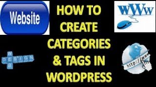 How to Add Category Menu in Website Using Wordpress