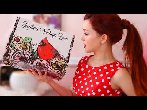 Mystery Unboxing! | RedBird Vintage Box
