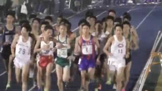 【頑張れ中大】日体大記録会5000m 39組 二井、蛭田 2016.11.13