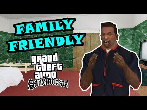 Download Youtube: EL FIN DEL LOQUENDO? CJ HACE CONTENIDO FAMILY FRIENDLY - GTA SAN ANDREAS LOQUENDO