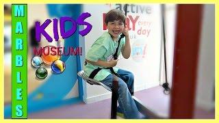 🔮 MARBLES KIDS MUSEUM IN RALEIGH! 🔮